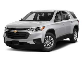 Learn More About The 2018 Chevrolet Traverse