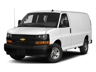 Learn More About The 2018 Chevrolet Express Cargo