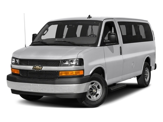 Learn More About The 2018 Chevrolet Express Penger