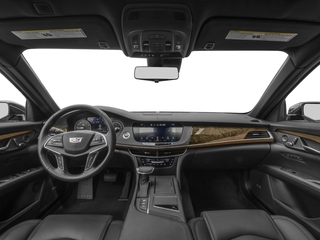 2017 Cadillac Ct6 3.6 L Premium Luxury >> Compare the 2018 Cadillac CT6 Sedan