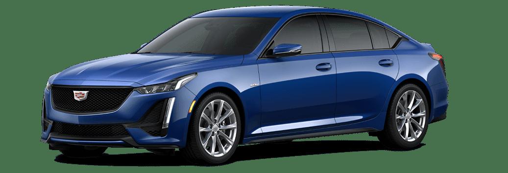 2020 Cadillac Ct5 Luxury Sedan Vehicle Details