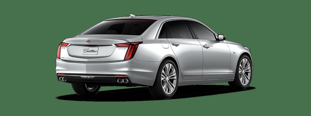 2020 Cadillac Ct6 Full Size Sport Sedan